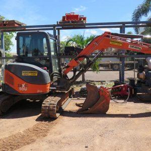 Excavator 5t