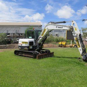 Excavator 8 ton