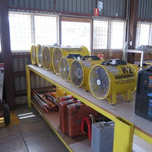 Extraction Fan 450mm