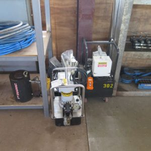 Hydraulic Pump 7lt Electric