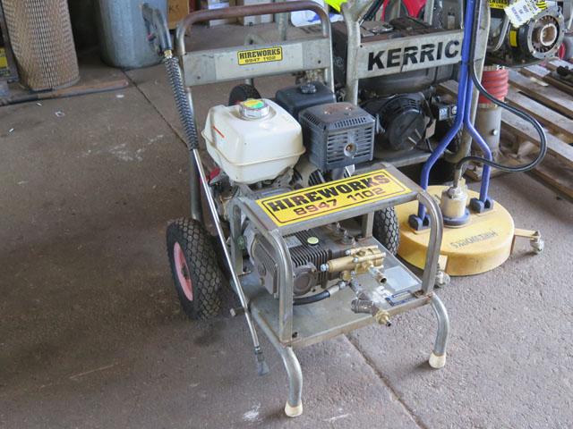 Pressure Cleaner 3000 psi Petrol