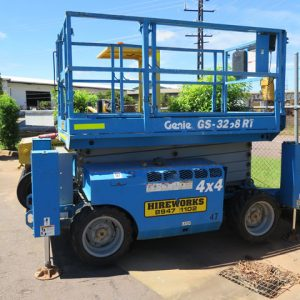 Scissor Lift 10mt RT