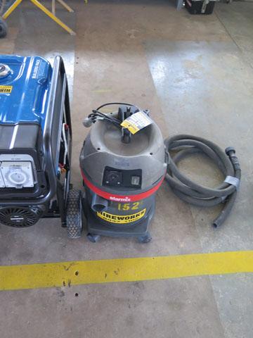 Vacuum Wet